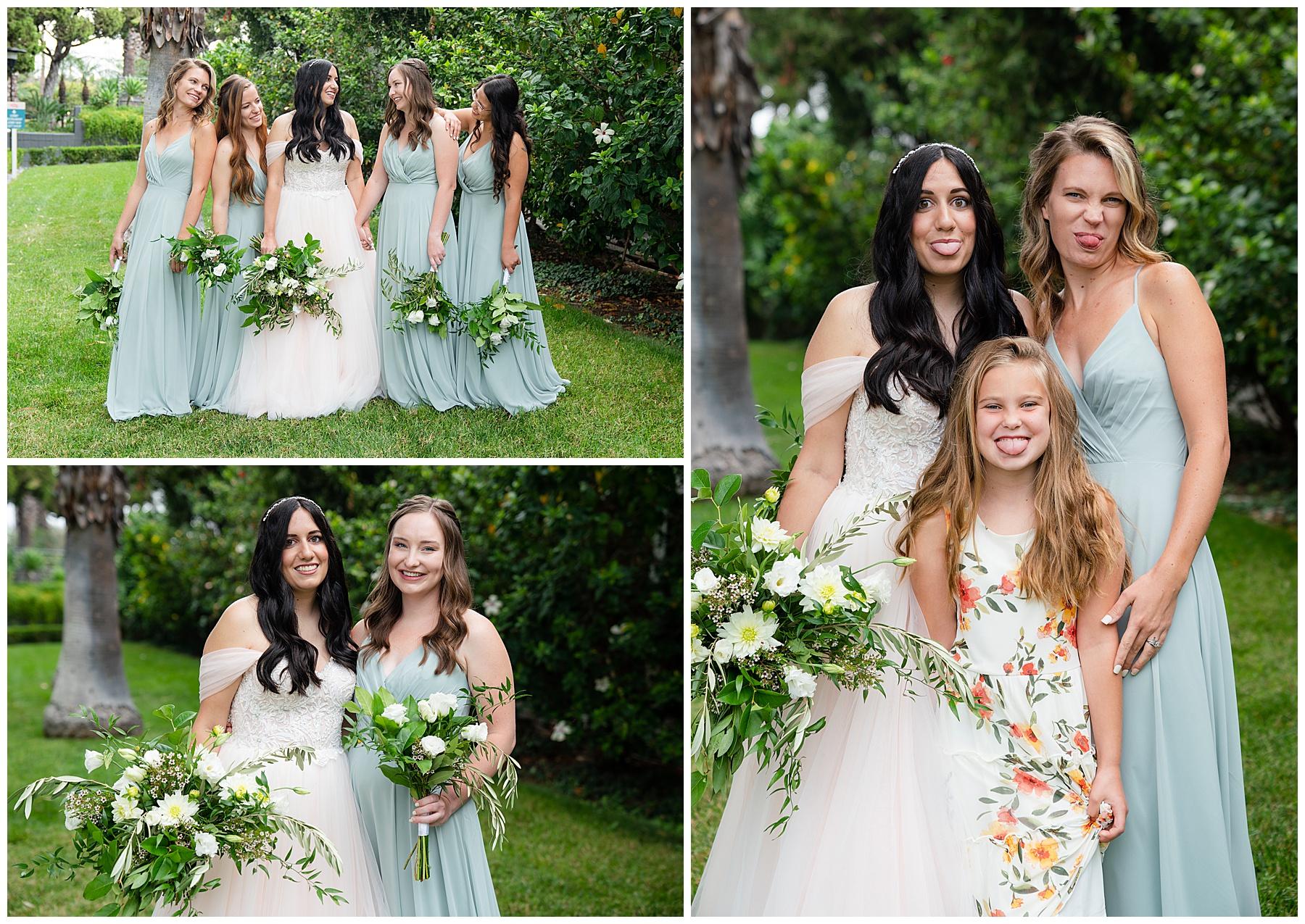 goofy bridesmaids