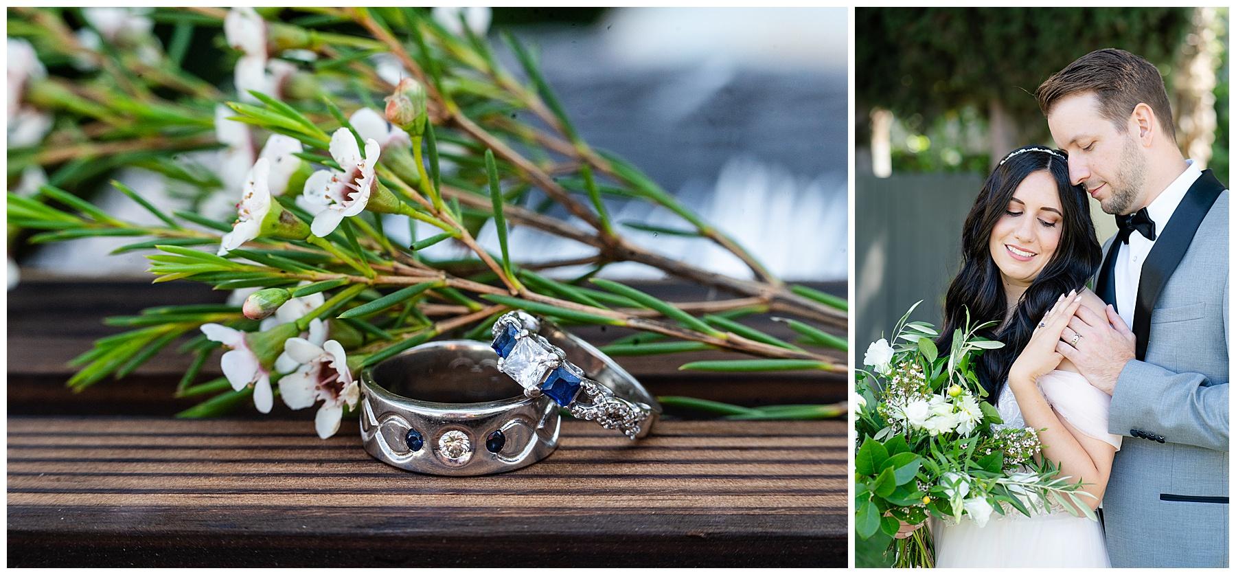 disney wedding rings