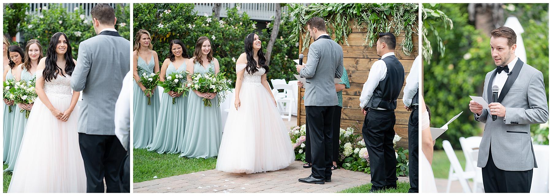 anaheim hotel wedding ceremony