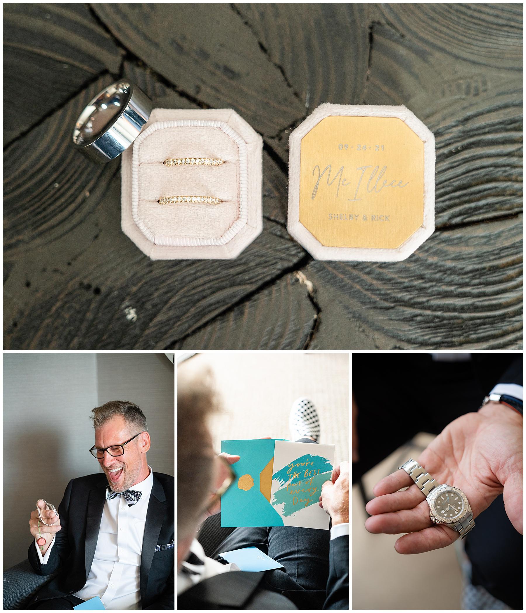 rolex wedding gift