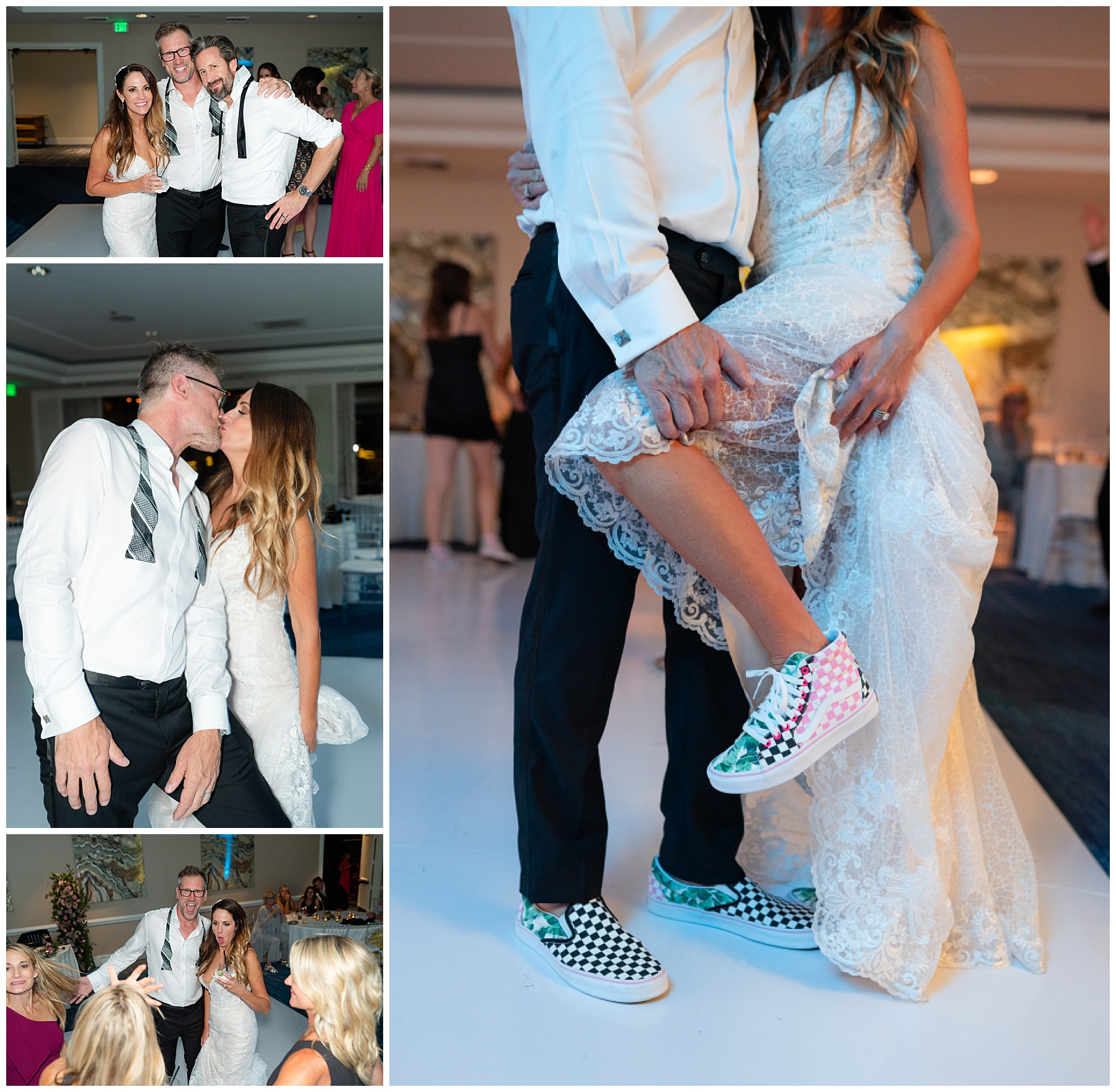 fun wedding shoes converse