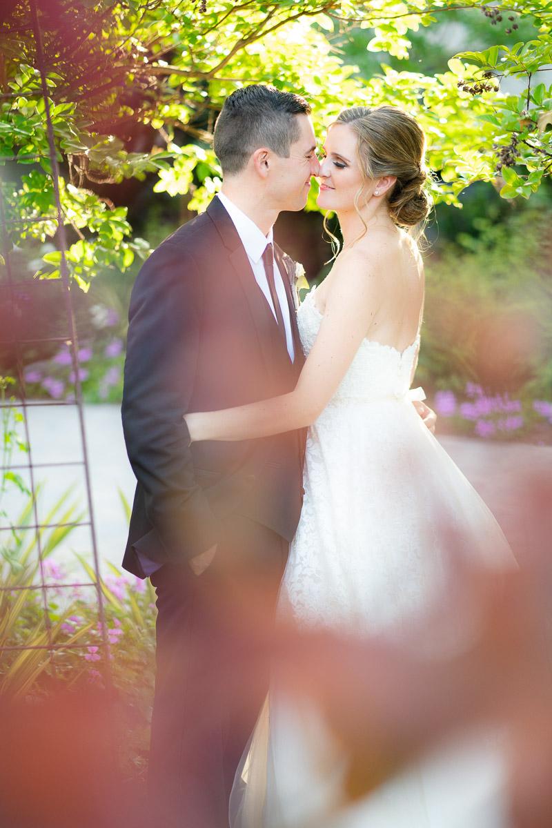 coto de caza wedding portrait