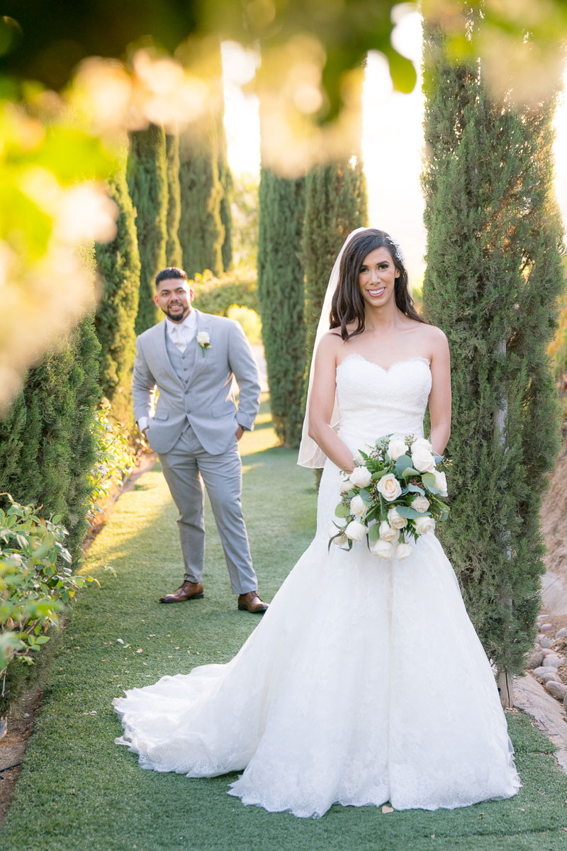 winery wedding in california