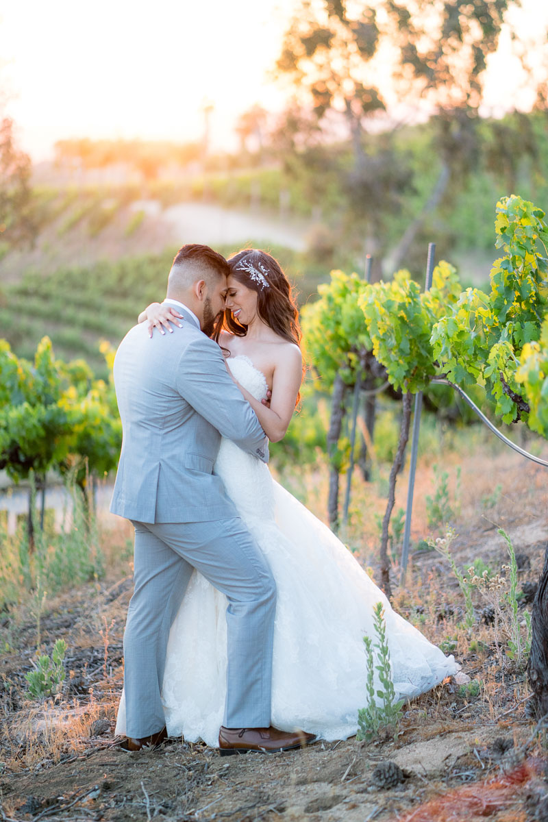 winery wedding california