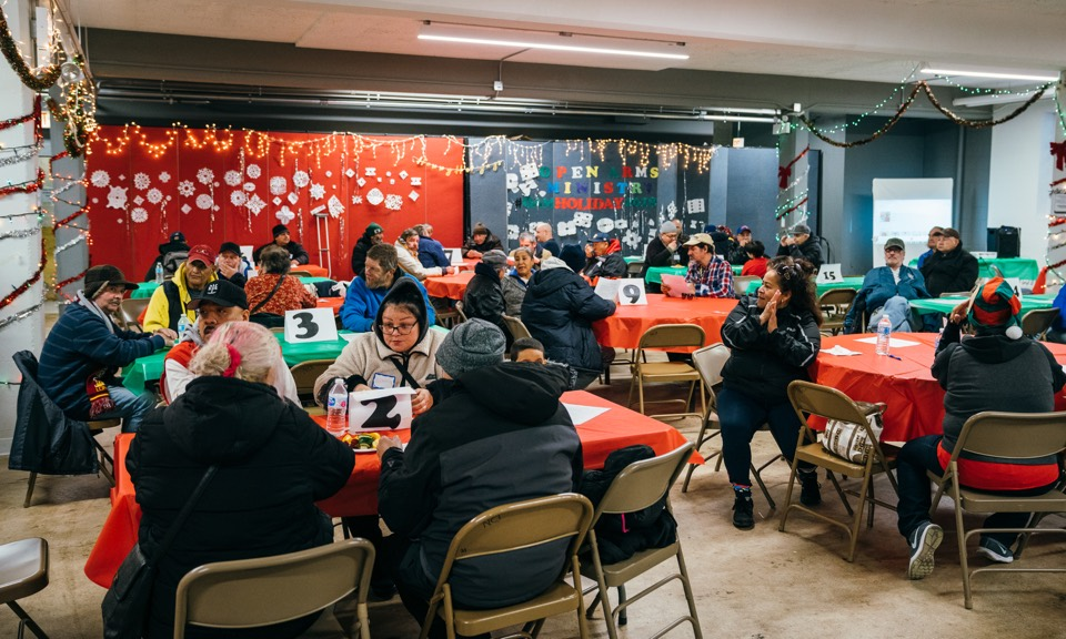 Annual Christmas Community Dinner