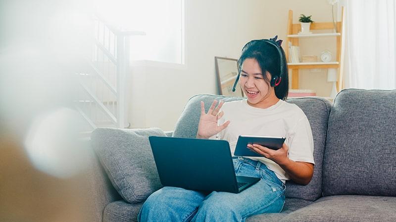 Tạo điều kiện để nhân viên làm việc tại nhà là một loại phúc lợi tự nguyện thiết thực trong thời điểm hiện nay