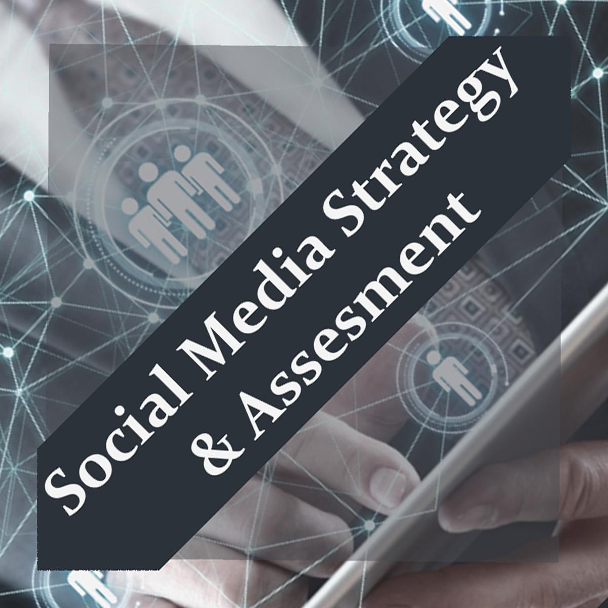 Social Media Assessment & Strategies