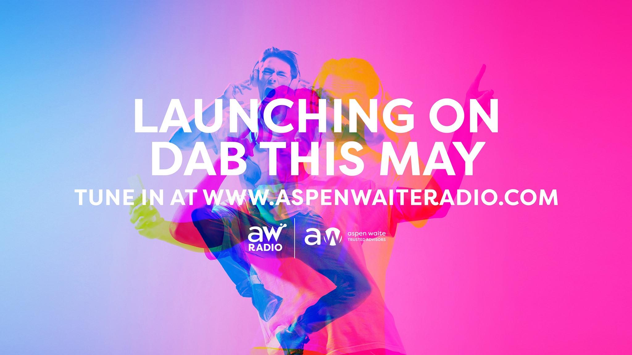 Aspen Waite Radio Goes Live on DAB Across Wales