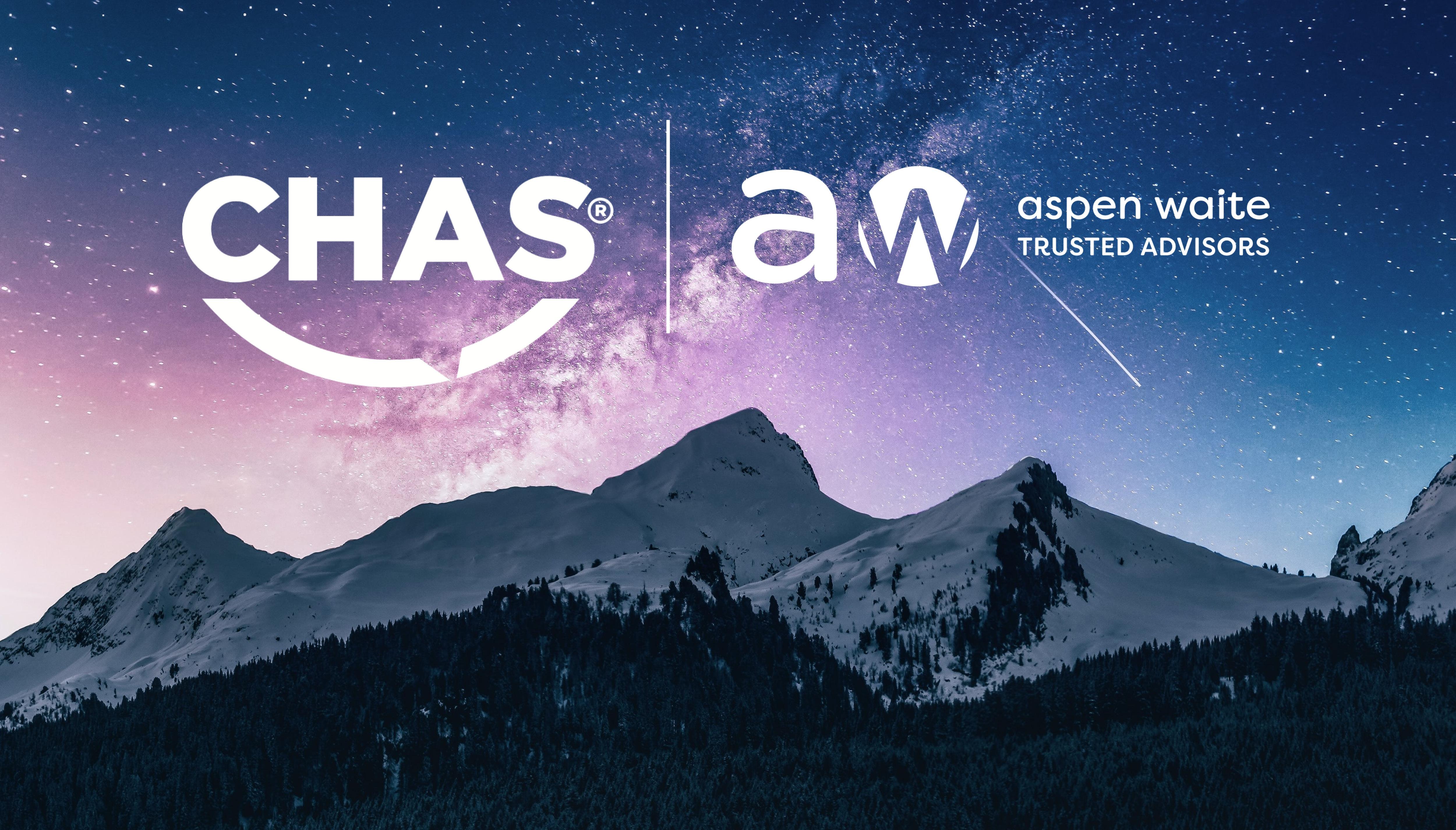 Aspen Waite Unveil Partnership With CHAS