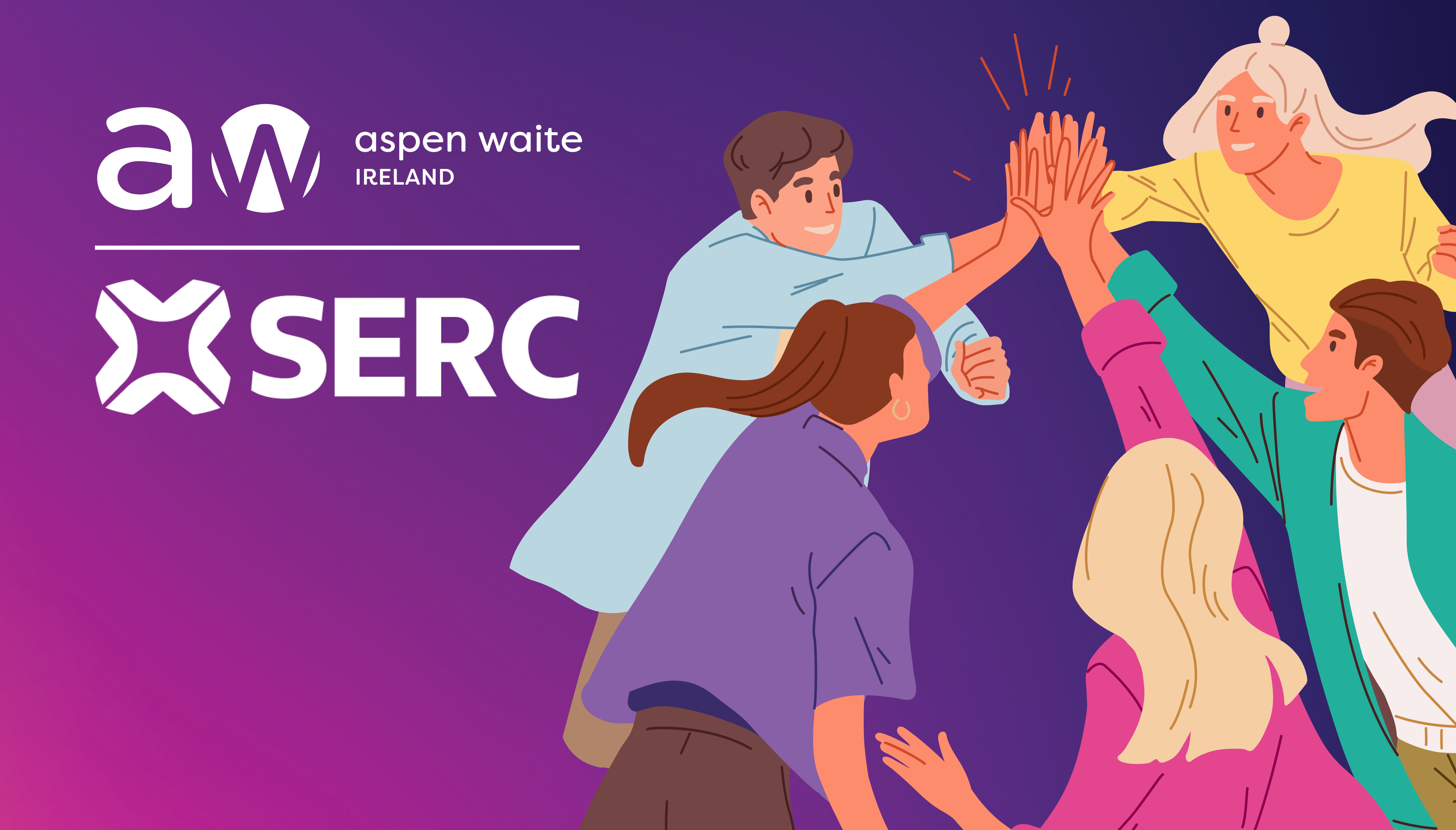 Aspen Waite Ireland partners up with South Eastern Regional College
