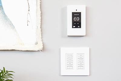 Smart HVAC Control