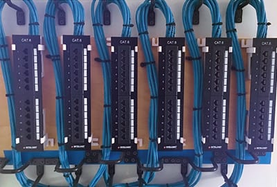 Commercial Network Cabling