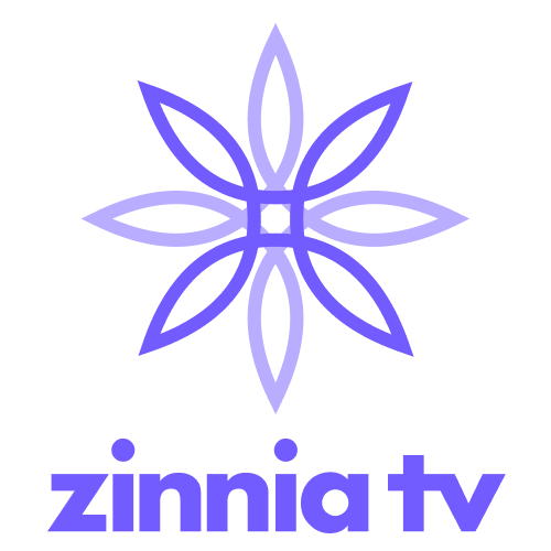 Zinnia TV logo