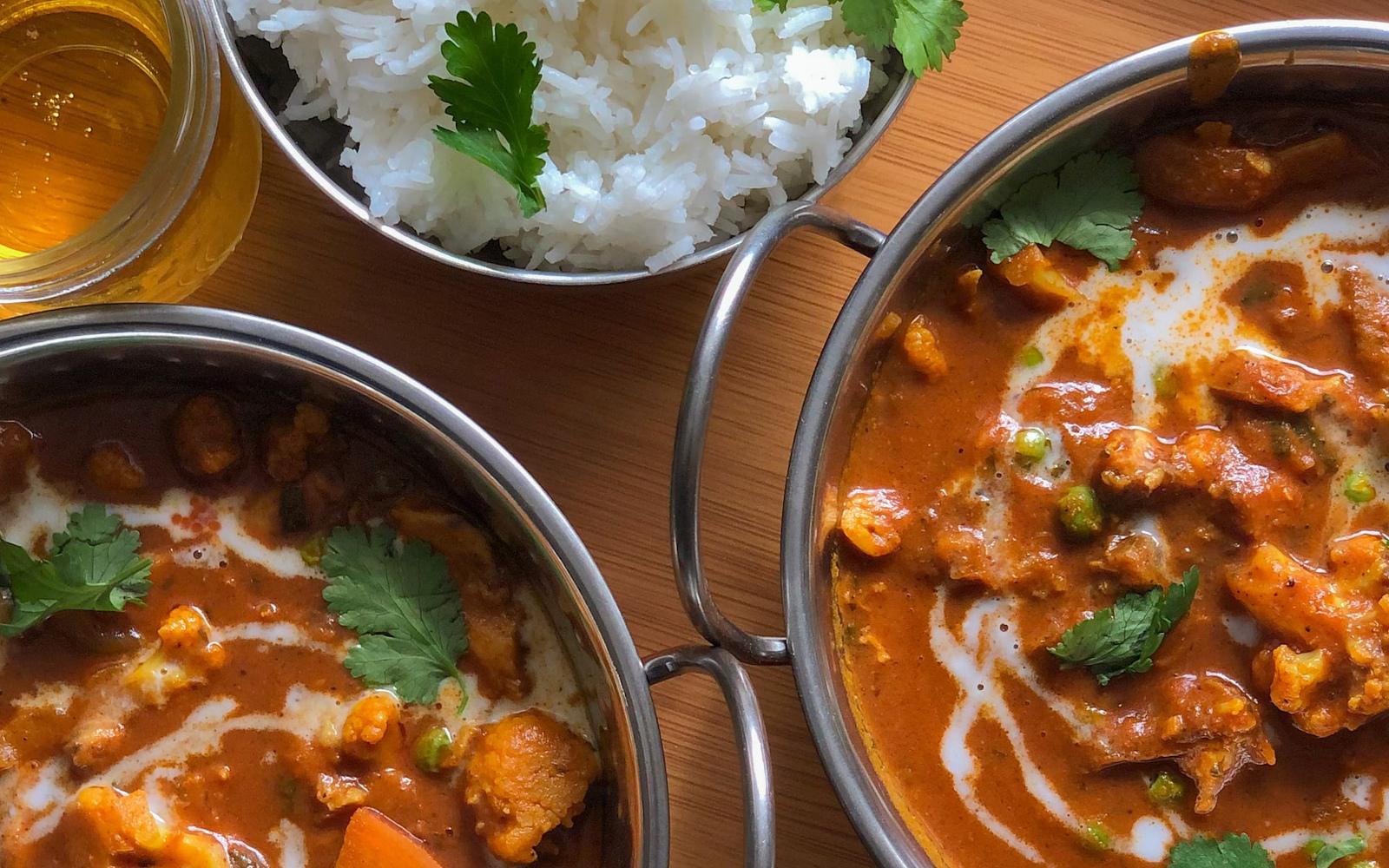 Indisches Lammcurry Rezept