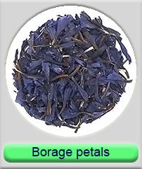 Borage petals