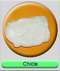 Chicle gum