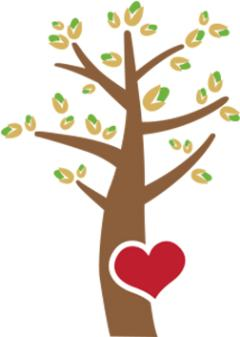 cartoon pic of pistachio tree