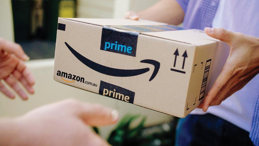 Supply Chain Management | Consumer Demand | Amazon Prime