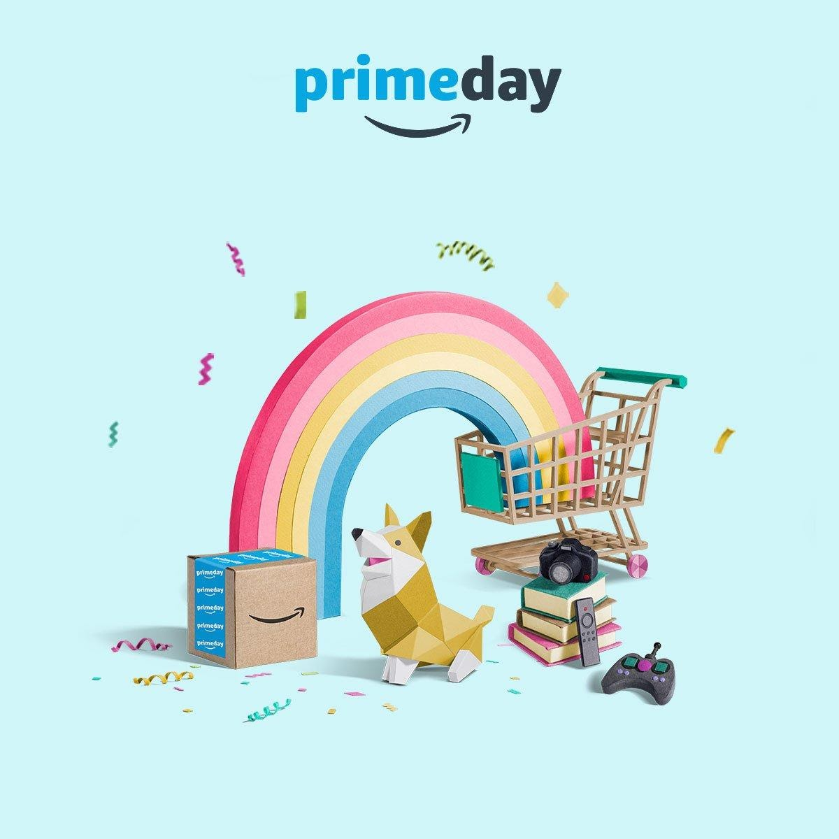 Get ready for Prime Day
