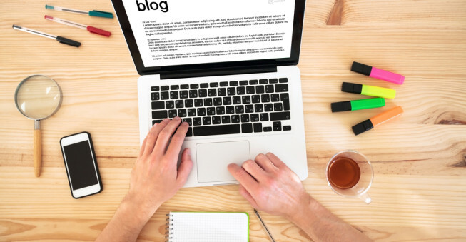 How to correctly structure a blog post for SEO, and why.