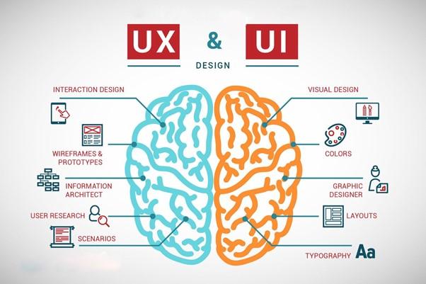focus on UX/UI