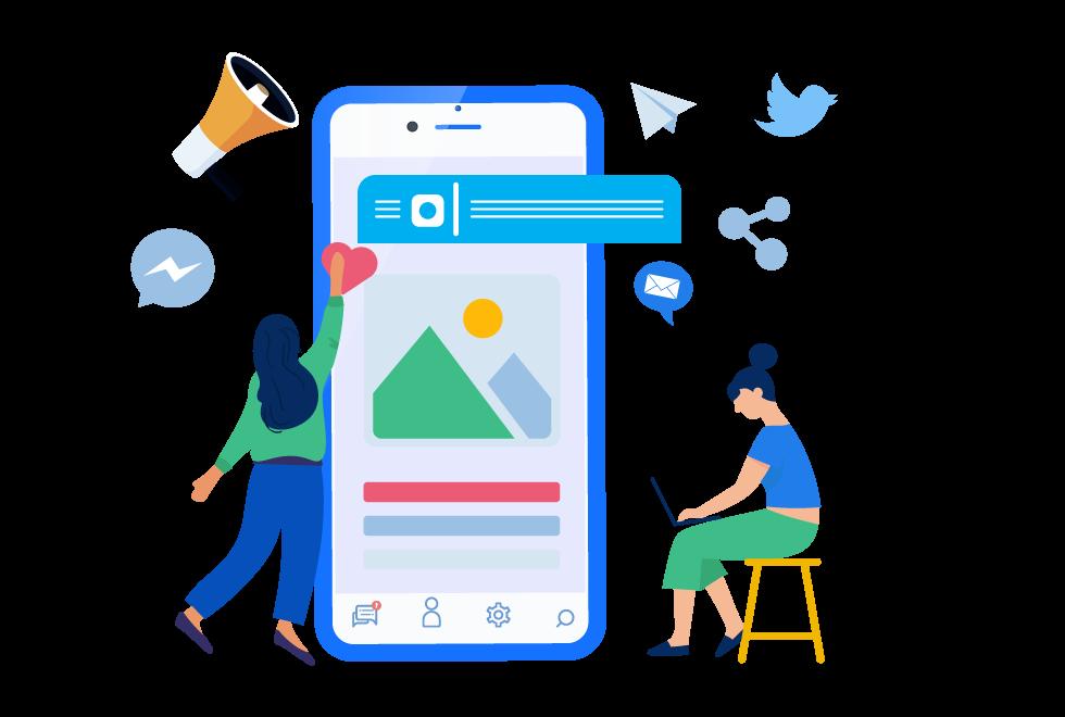 Social Media Marketing image