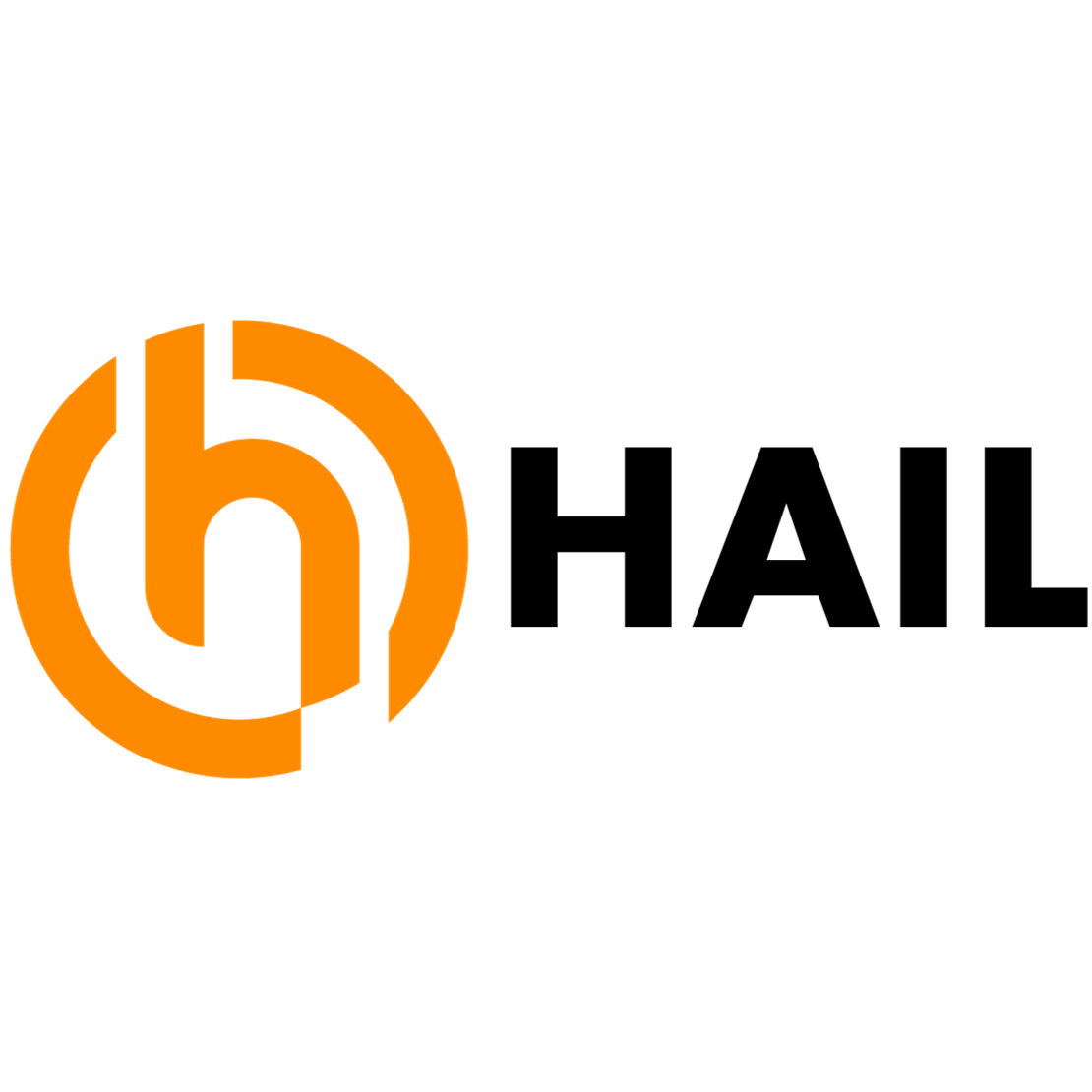 Hail Ride Logo