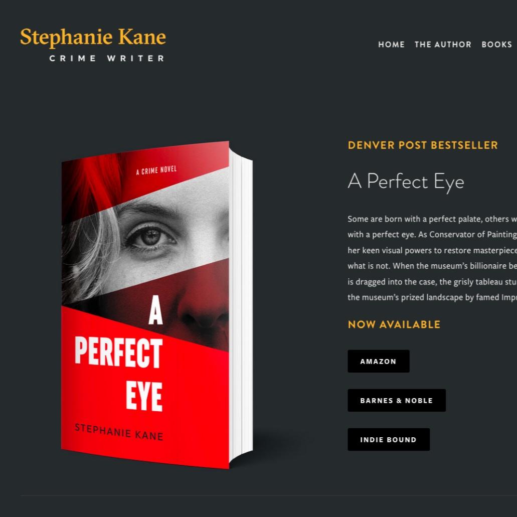 Portfolio - Stephanie Kane