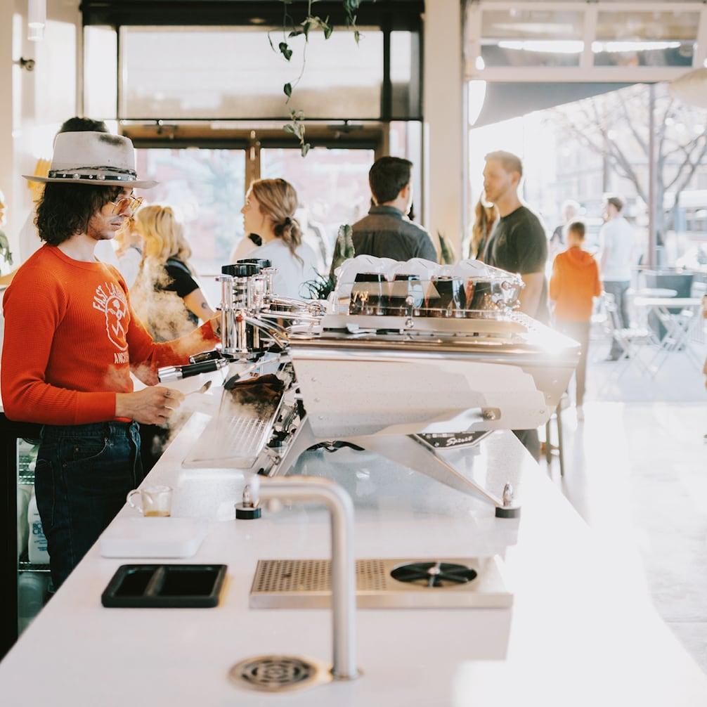 Portfolio - Spur Coffee