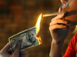 The tobacco industry uses the money you could use to live your dreams to live their dreams.