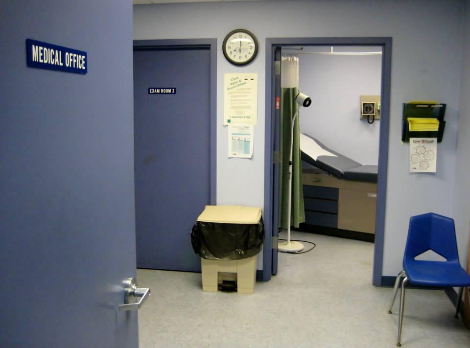 medical office room