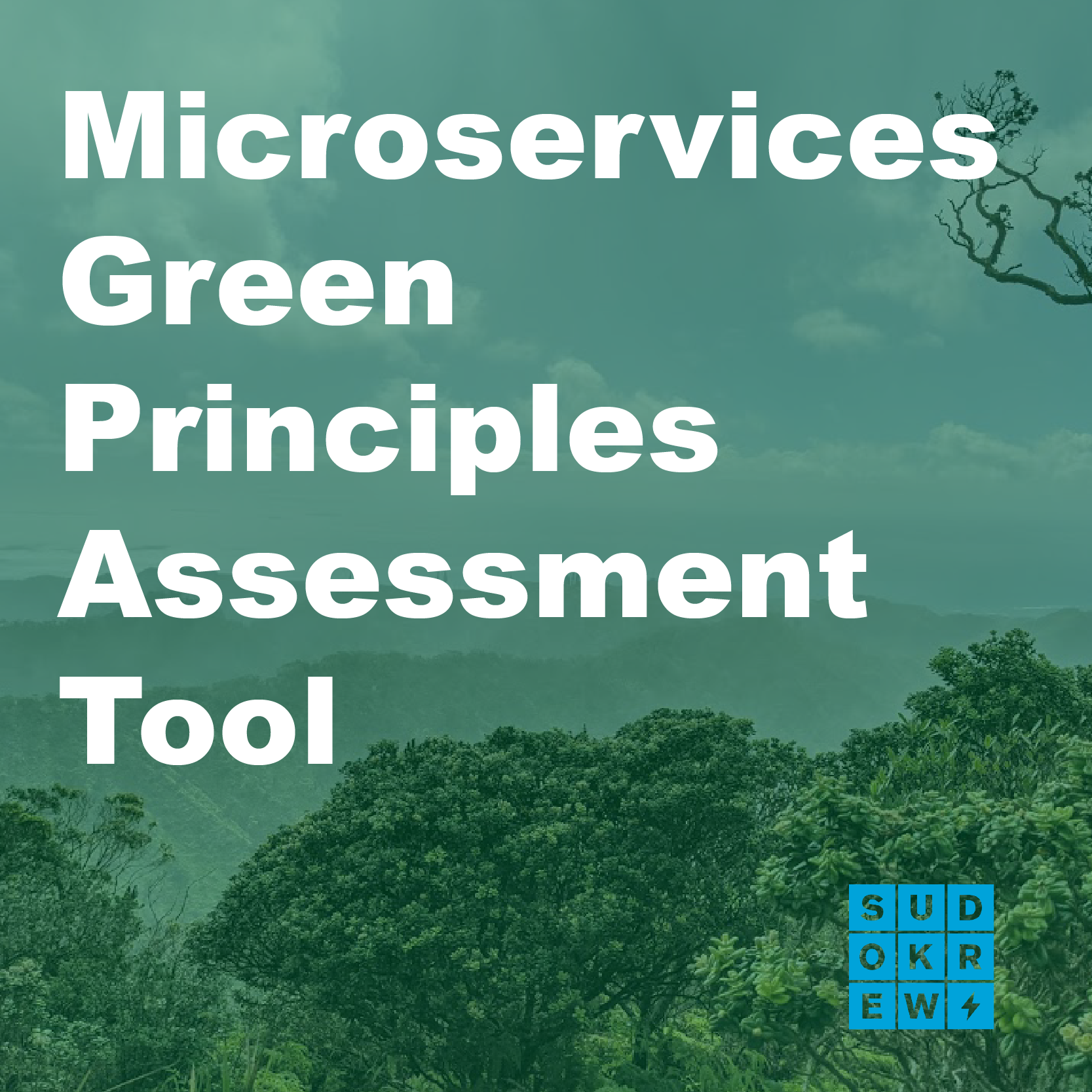 As a dev shop, our impact on the planet can sometimes feel invisible as we work from home firing up servers thousands of miles away. For this year's Earth Day, we built a simple assessment tool to improve our engineering practice.