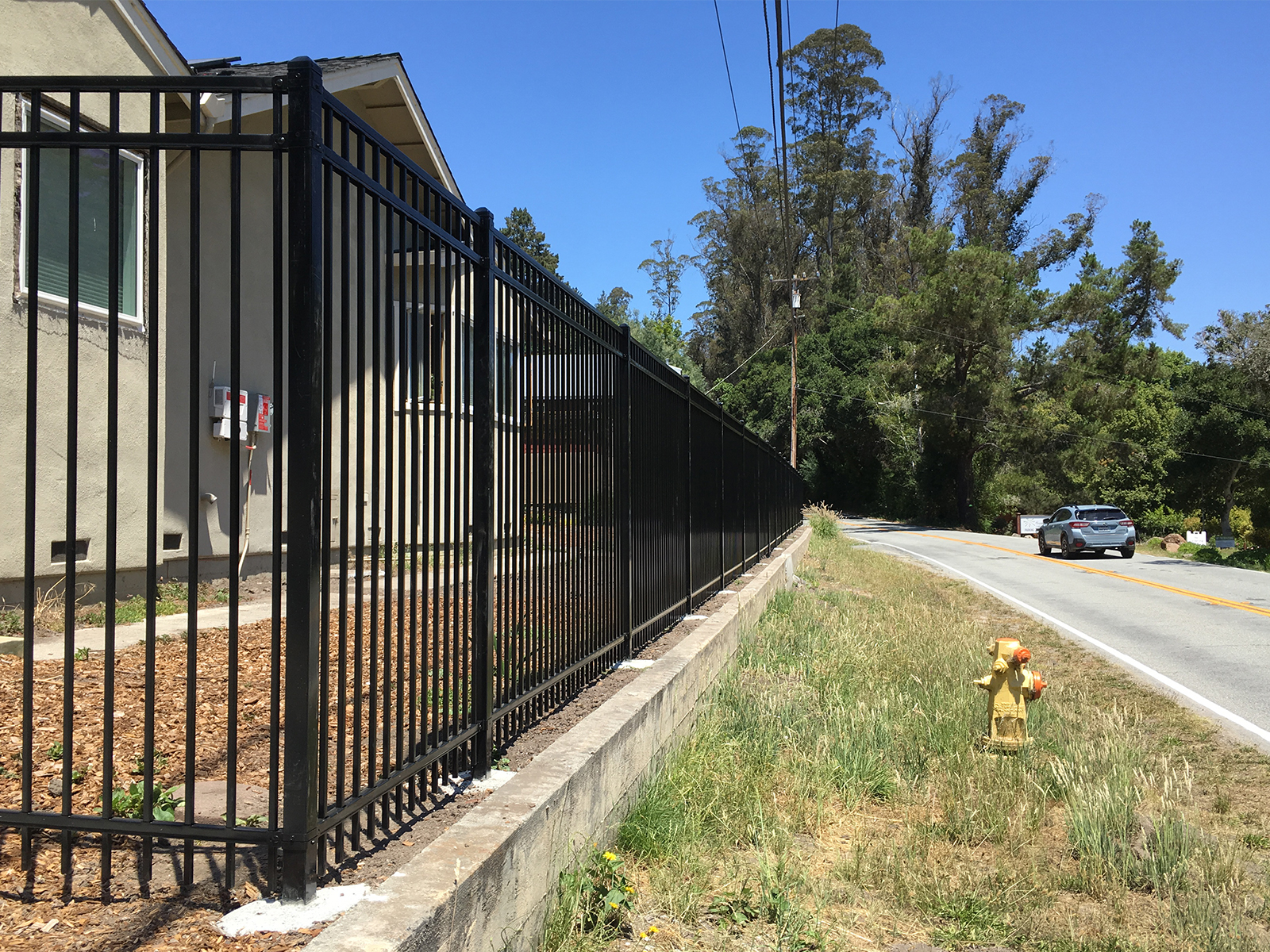 Ameristar Ornamental iron Fence