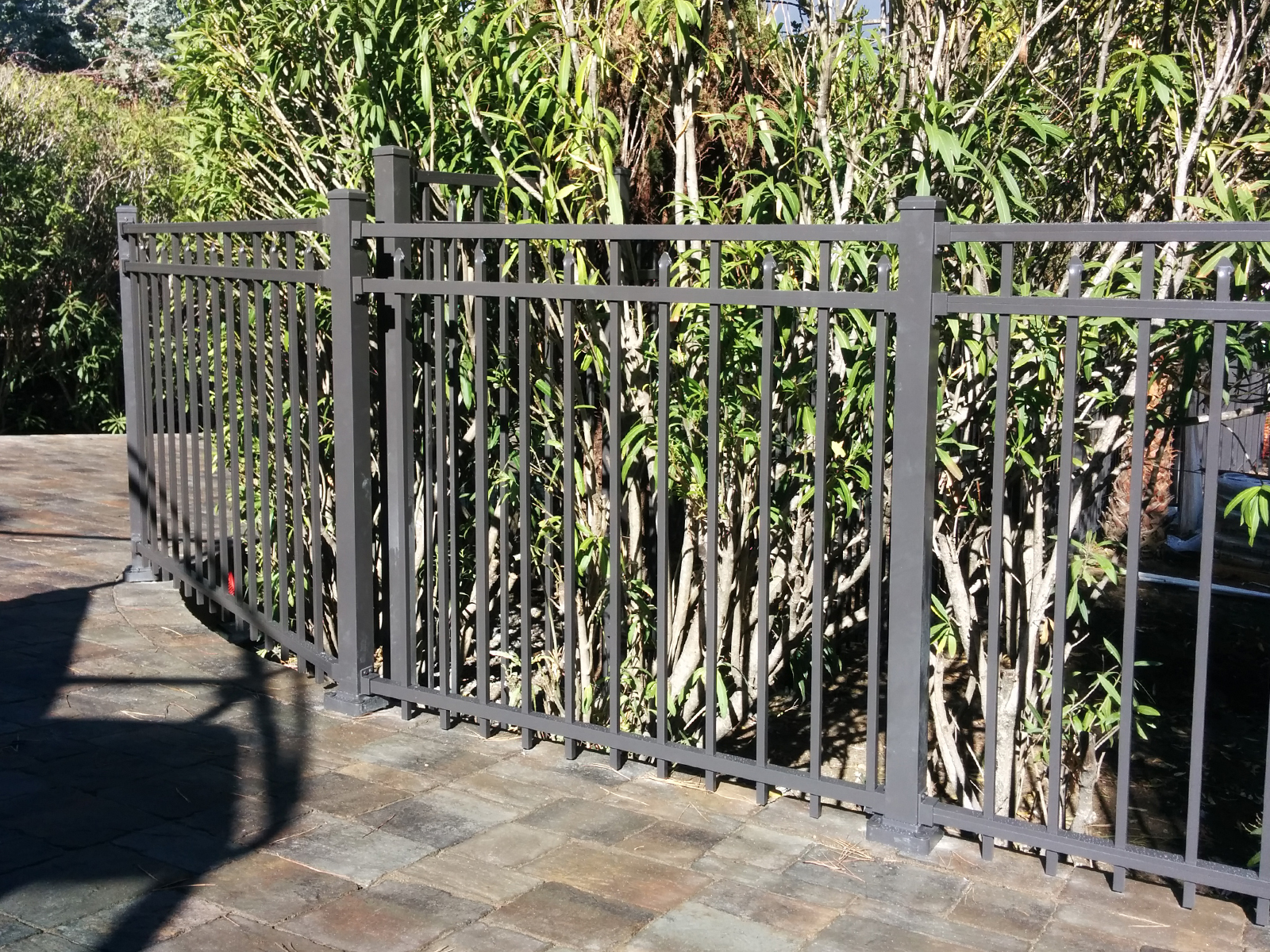 Aluminum Fence Panel Canterbury