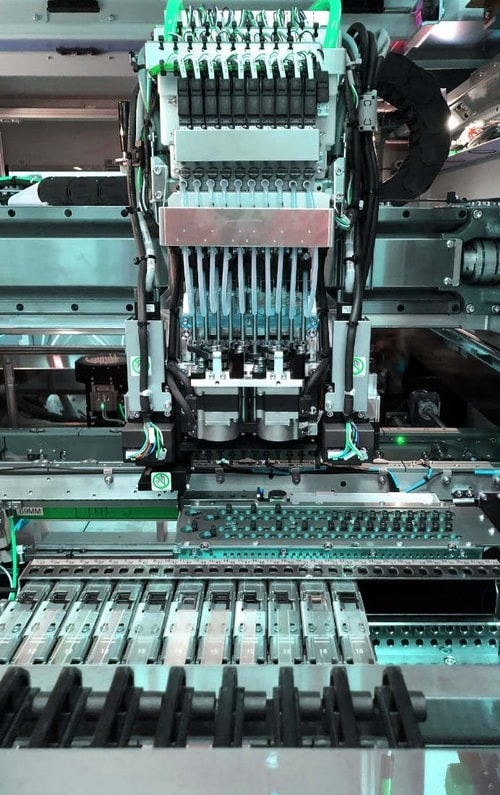 PCB Assembly Electronics Manufacturing Machines in San Diego