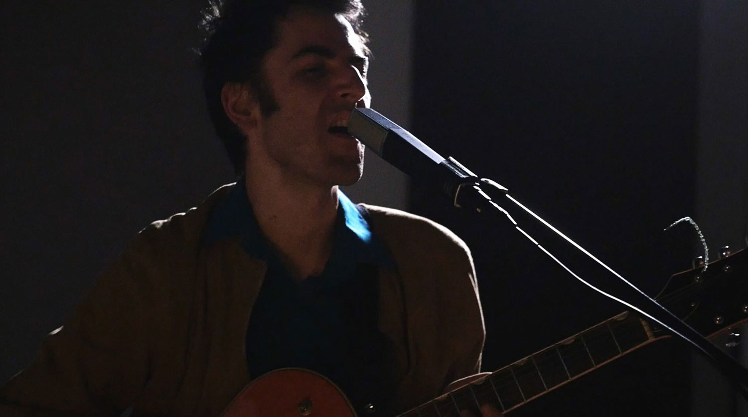Don The Tiger - Cantos al Aral Menguante. Live session and short documentary