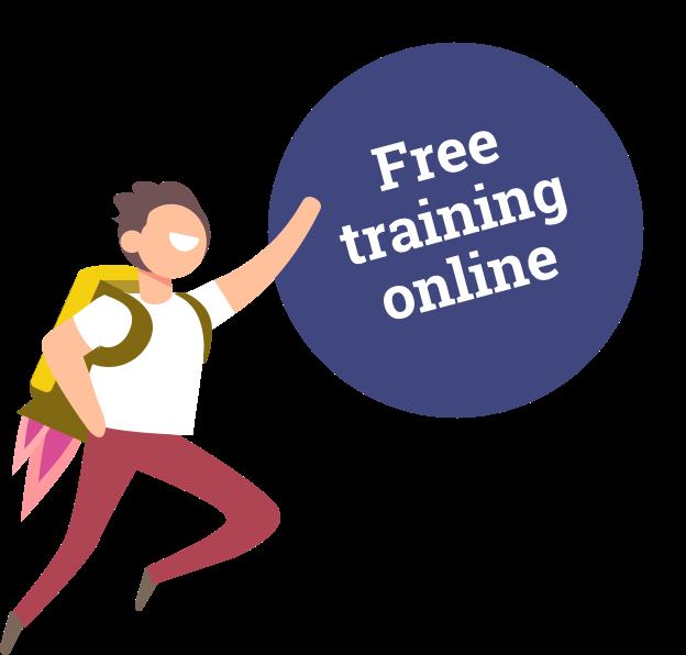Free training online