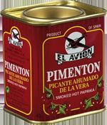 Pimentón Picante oder Dulce