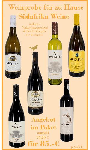 Weinwochen Südafrika