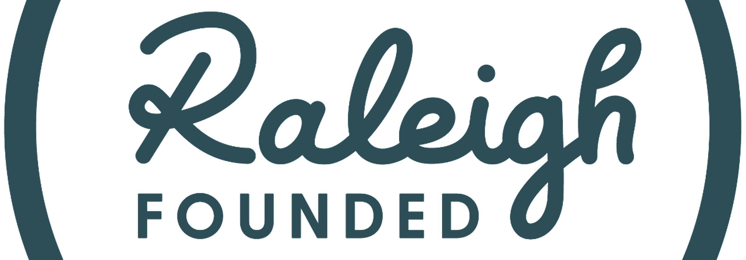 Raleigh Founded logo