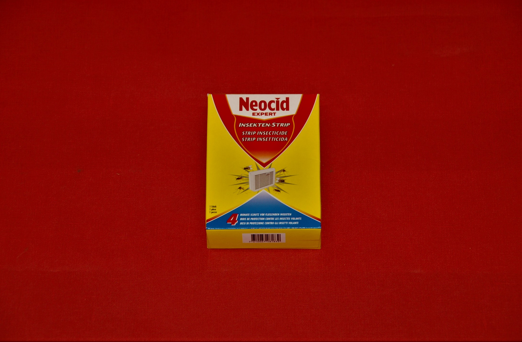 Plaquettes Insecticides (drosophiles)