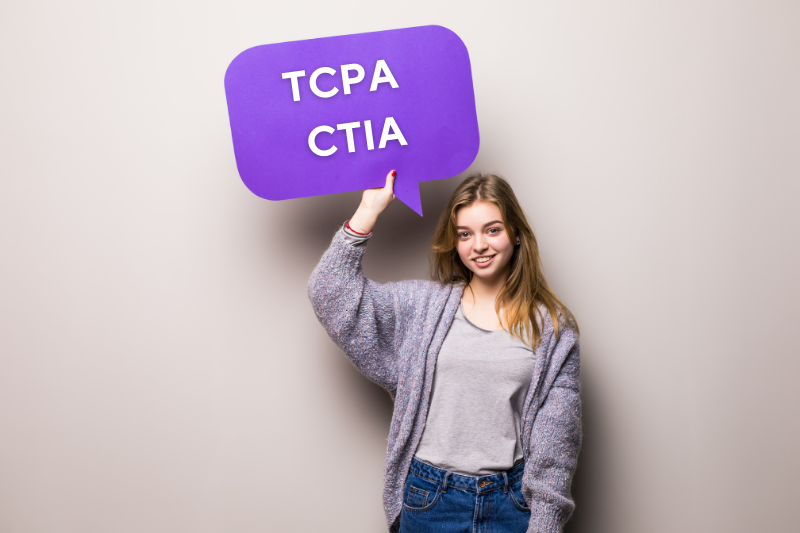 Your CTIA & TCPA Compliance Guide and 10-Step SMS Compliance Checklist
