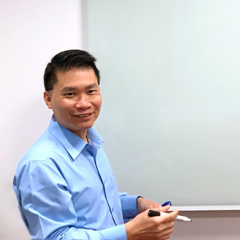 Sean Lam, Founder of EnOC