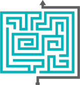 Simplicity Maze