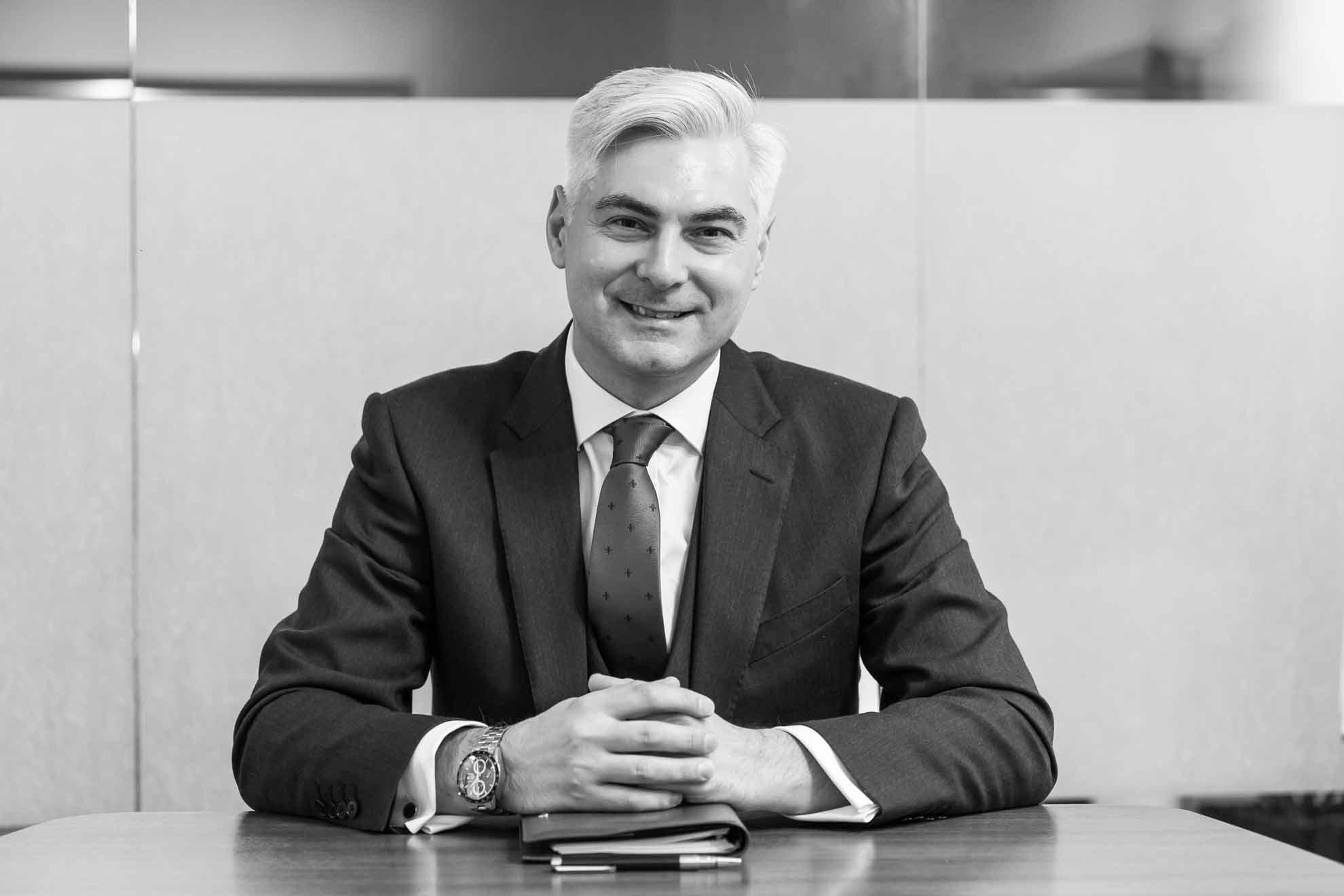 Goran Samuel Pesic, President and CEO of Samuel Associates