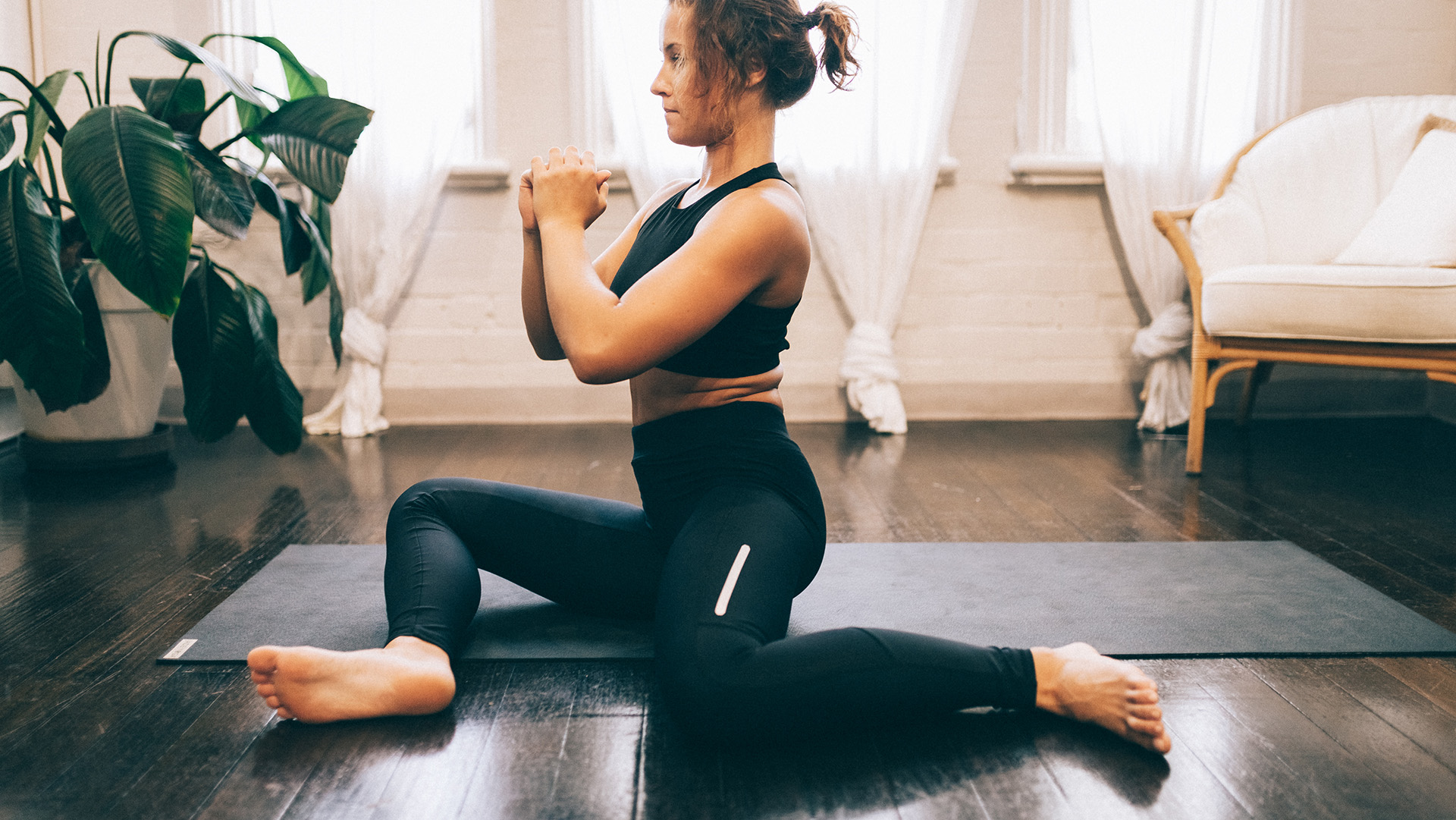 Combining Prayer and Meditation
