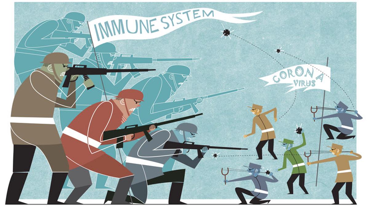The Coronavirus Diet
