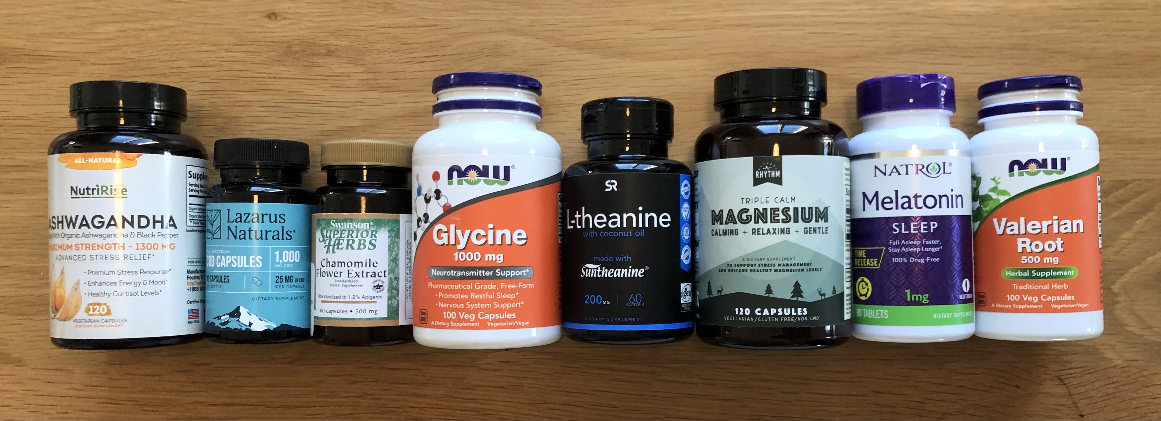 My 4-Month Experiment with 8 Natural Sleep Aids
