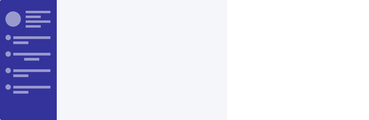 2-column layout in the width of 600px