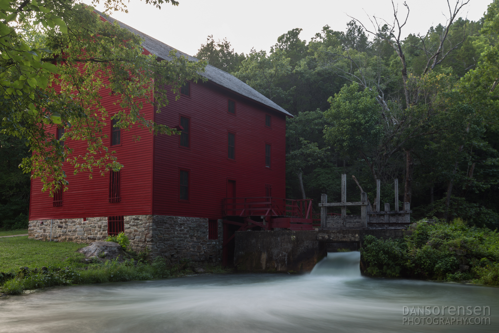 Alley Mill, Missouri